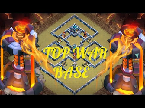 TOP 10 TH13 WAR BASES/CWL + LINKS 2020 April Best Town Hall 13 War Base Clash of Clans (part 3)