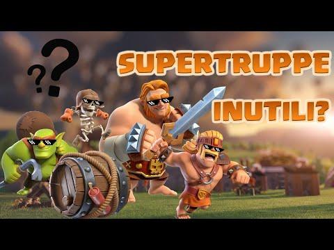 LE SUPERTRUPPE FANNO SCHIFO? Proviamo i Super Giganti