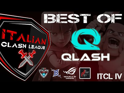 4° Torneo ITCL WAR LEAGUE | The Best of THE WINNERS | Clash of Clans [ITA]