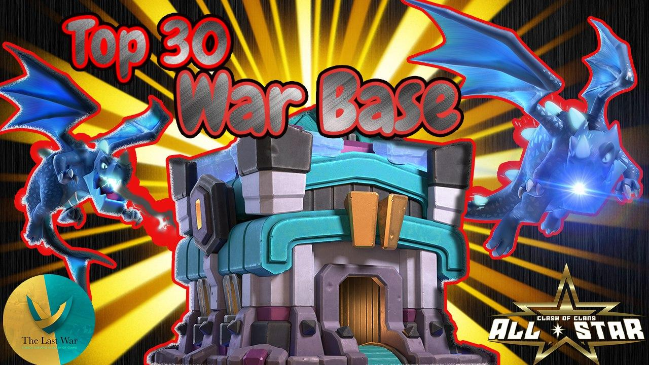 TOP 30 TH13 War Base With Copy Link – BEST Anti 3 Star TH13 Base Clash of Clans