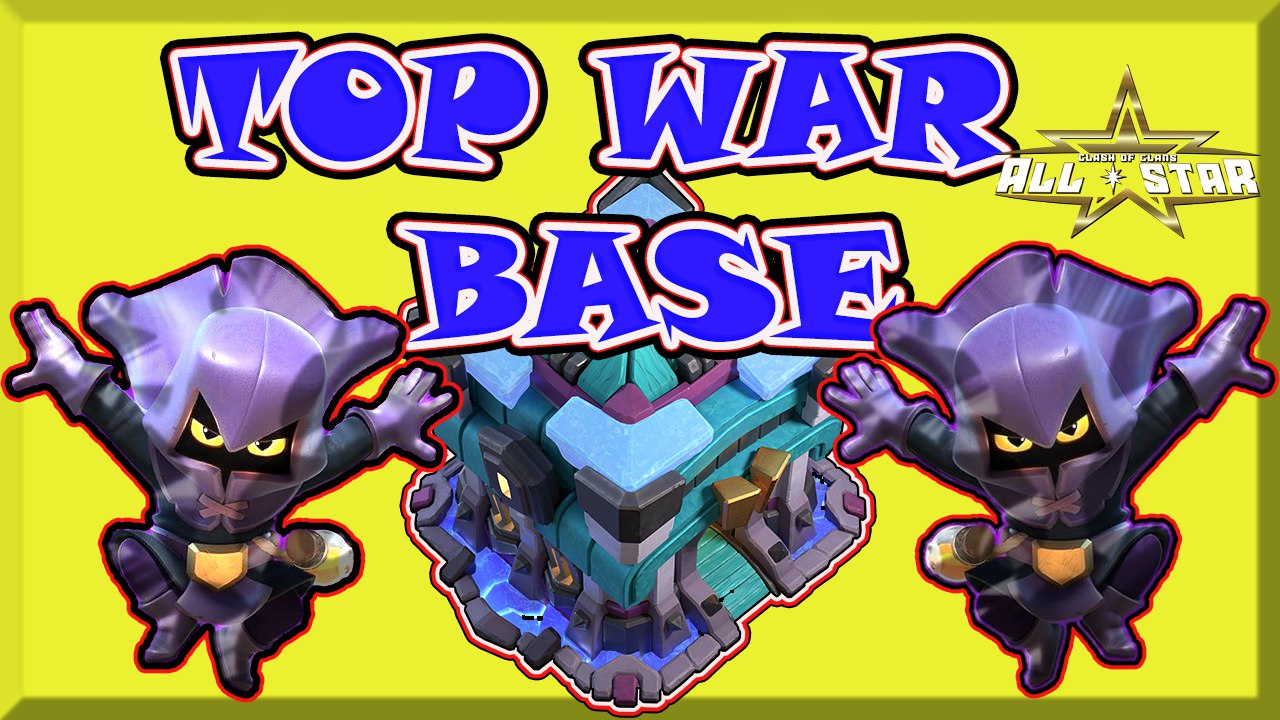 TOP 6 TH13 CWL WAR Base With Copy Link   Clash Of Clans