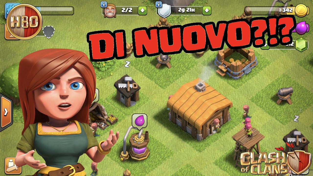 SPECIALE 5000 ISCRITTI – Un Nuovo Inzio -E148- Clash of Clans
