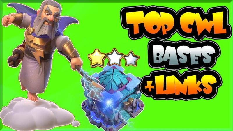 NEW BEST TOP 10 TH13 ANTI 3 CWL BASE WITH LINK IN DESCRIPTION | ANTI HYBRID | ANTI YETI | ANTI AIR |