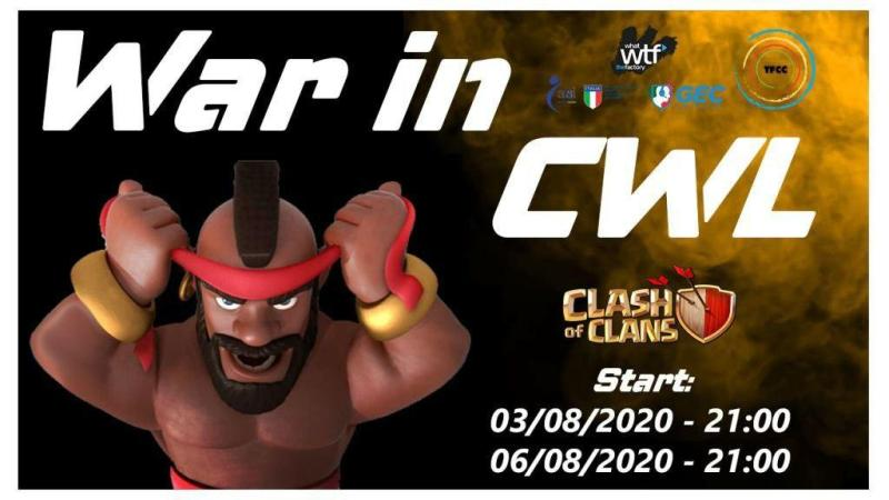 Tornano le War in CWL della The Family Community