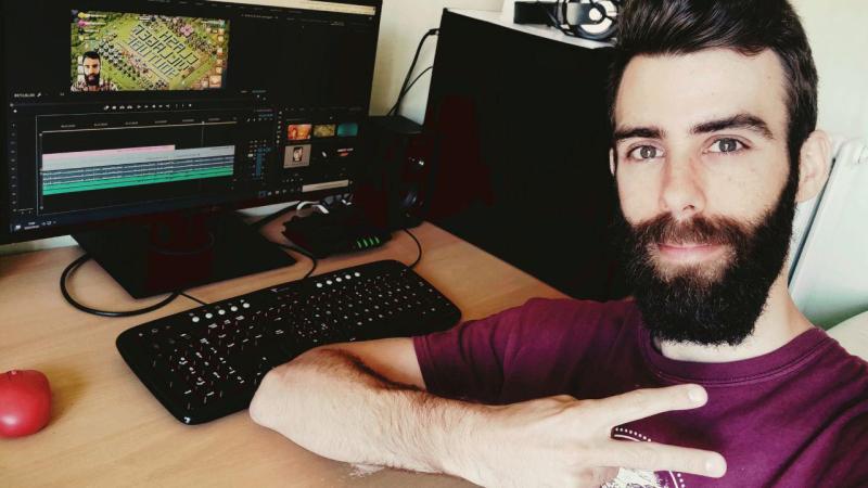 Conosciamo meglio Clash Villager: youtuber emergente di Clash of Clans