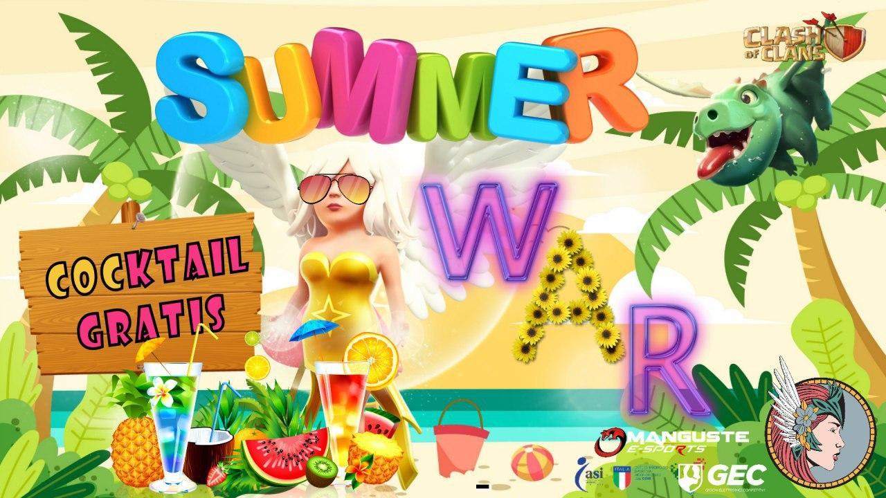 Summer War in compagnia delle Valkyrie
