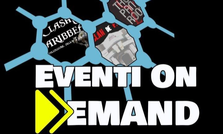 Eventi on demand