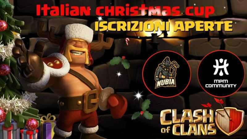 4° Edizione dell'Italian Christmas Cup