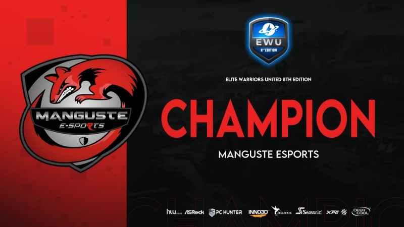 ORGOGLIO ITALIANO: il Team Manguste trionfa in EWU!