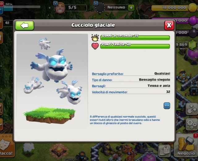 5 1024x831 - Aggiornamento Invernale Clash of Clans - Sneak Peek #5: Mastino Glaciale!