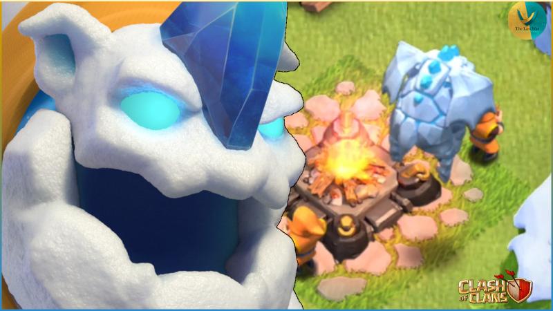 Aggiornamento Invernale Clash of Clans – Sneak Peek #5: Mastino Glaciale!