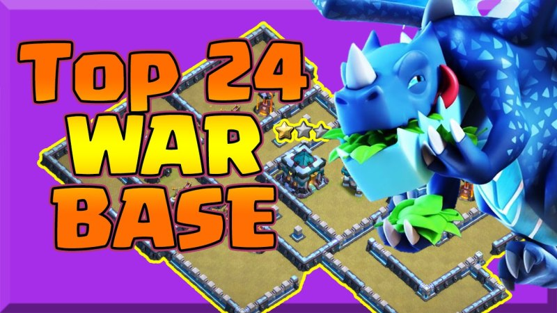 TOP 24 TH13 WAR BASE/CWL + LINKS 2021