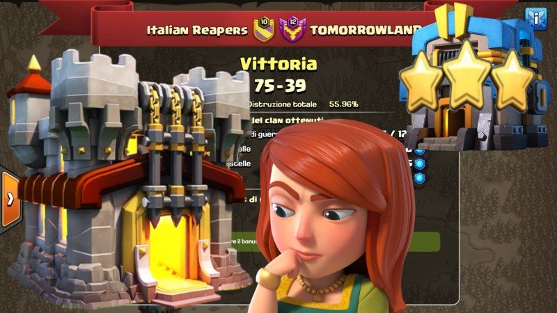 Triplare TH Superiore?!? -E173- Clash of Clans ITA