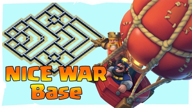 Only 1 Star Th13 War Base 2021 Anti 2 Star Base Anti Everything
