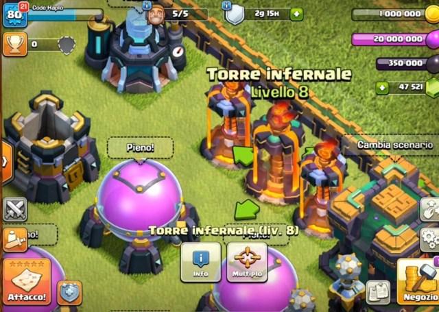 inf 1024x728 - Sneak Peek #1: Benvenuto Th14! e non solo.. su Clash of Clans