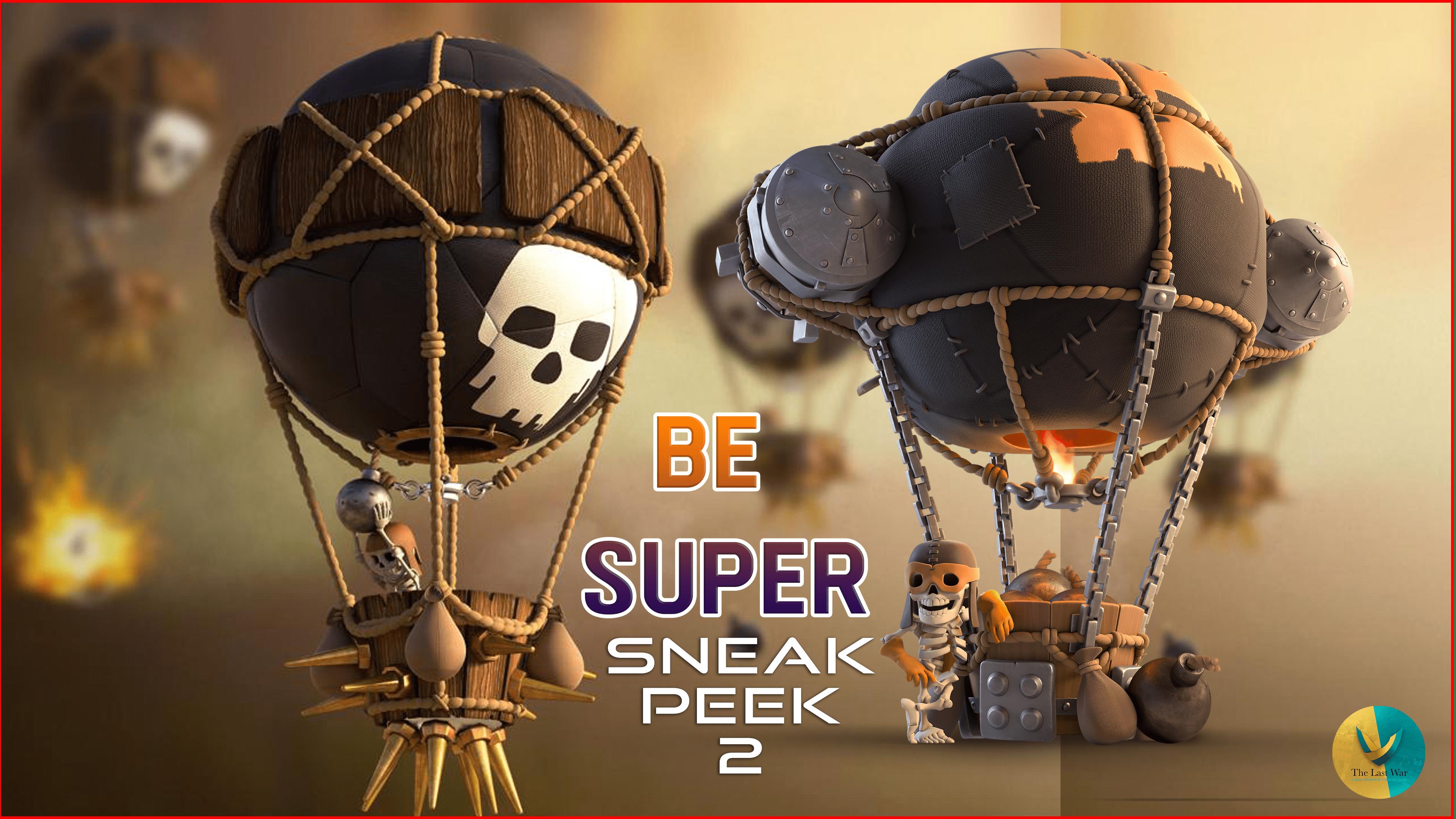 Sneak Peek #2: ecco la Super Mongolfiera