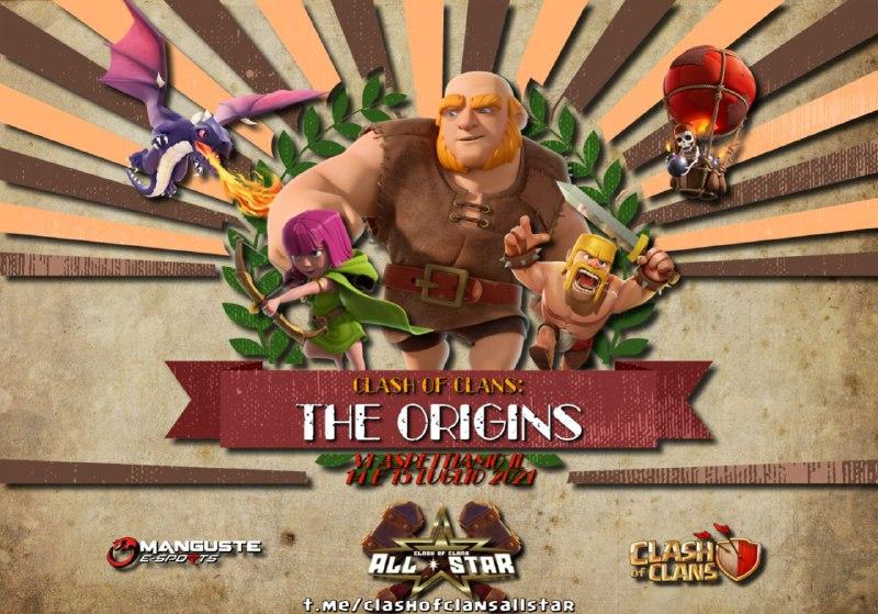 CLASH OF CLANS: THE ORIGINS