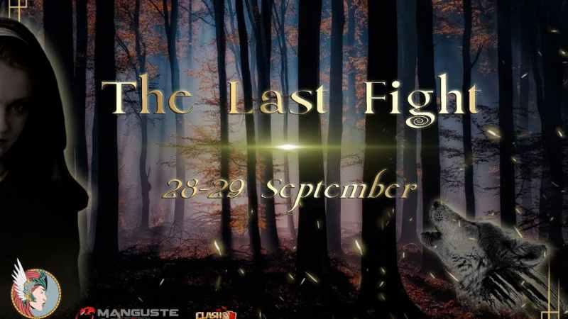The Last Fight: nuovo evento firmato Valkyries