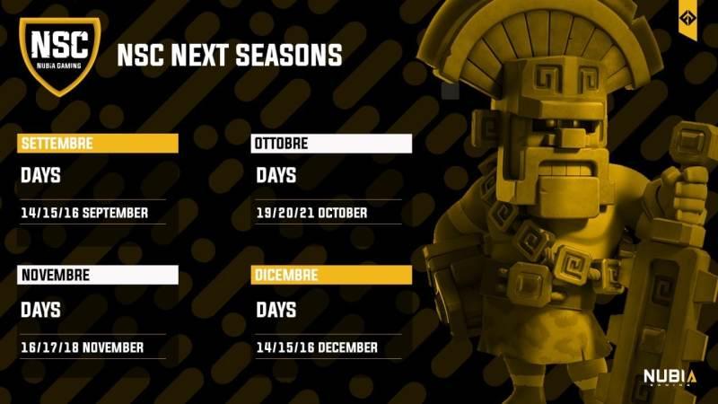 Ultimi due giorni per iscriversi a Nubia Swiss Cup S7