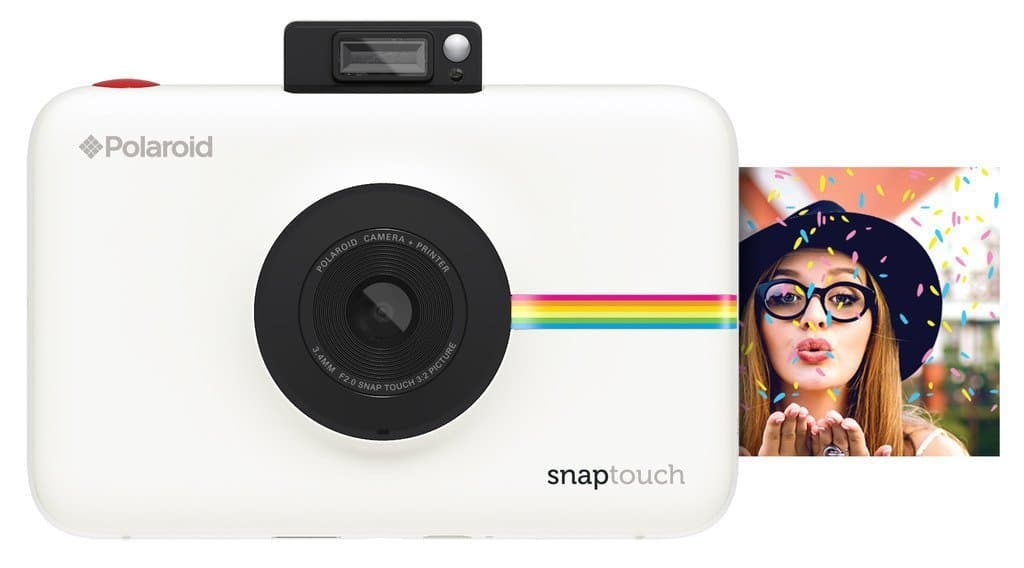 Polaroid SnapTouch Review : Make Your moments Live! Forever! Instantly!