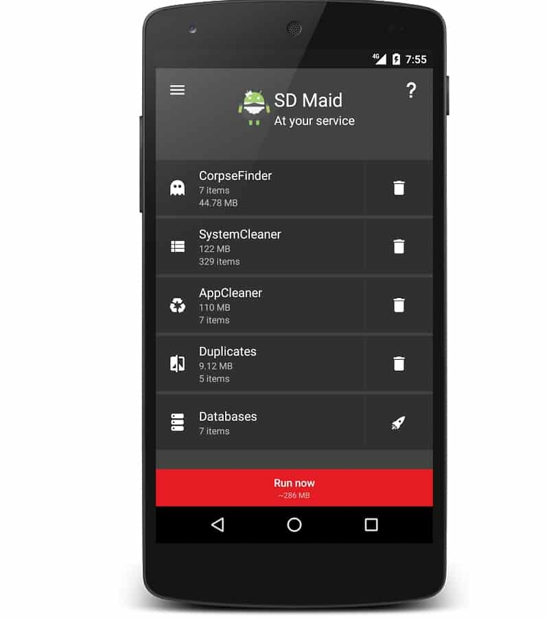 SD Maid App Review:Here's Why this is the best Android Cleaner ever!