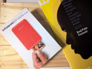 Polaroid Zip Review : Instant Printer in your pocket!