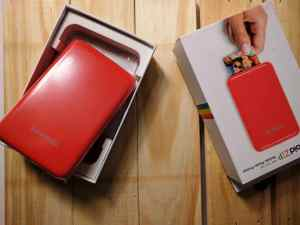 Polaroid ZIP Instant Photoprinter Review