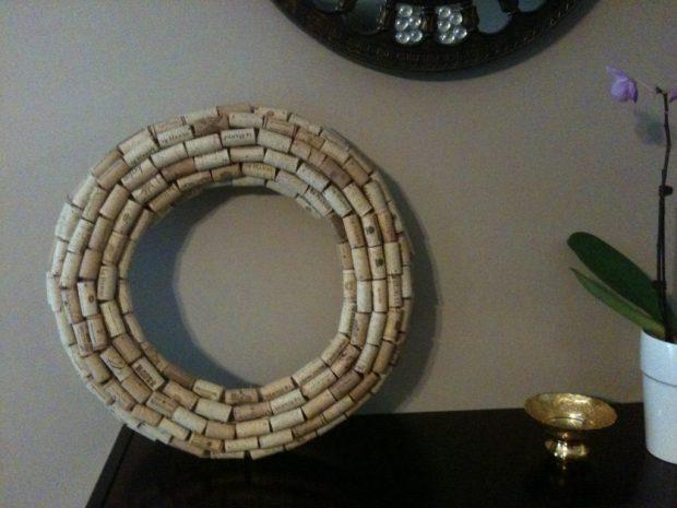 IMG 1086 1024x768 Cork Wreath