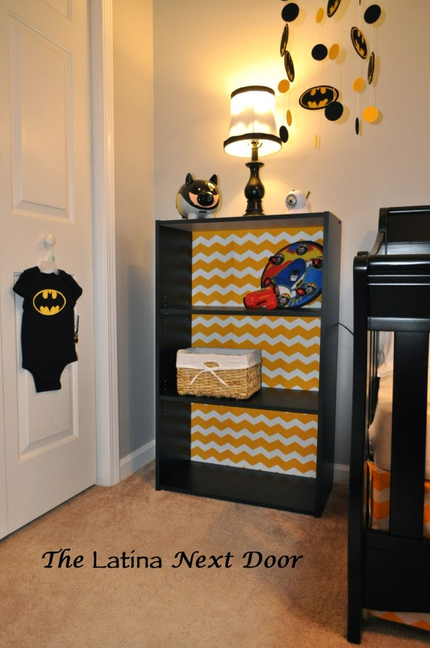 Bookshelf and Lamp 680x1024 Nephews Nursery Reveal