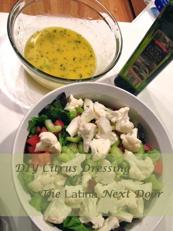 DIY Citrus Dressing 768x1024 Simple and Healthy Citrus Dressing