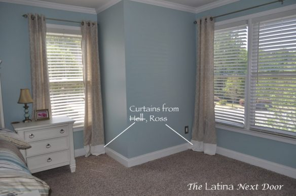 Curtains from Ross edited 1 1024x680 Master Bedroom.... Progress