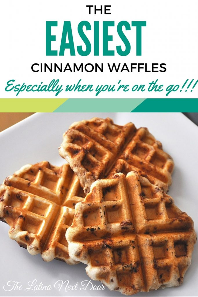 Cinnamon Waffles 683x1024 Quick Cinnamon Waffles