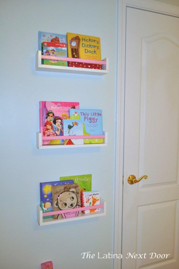 Natys Bookshelves 680x1024 Natalias Bedroom Update and New Bookshelves