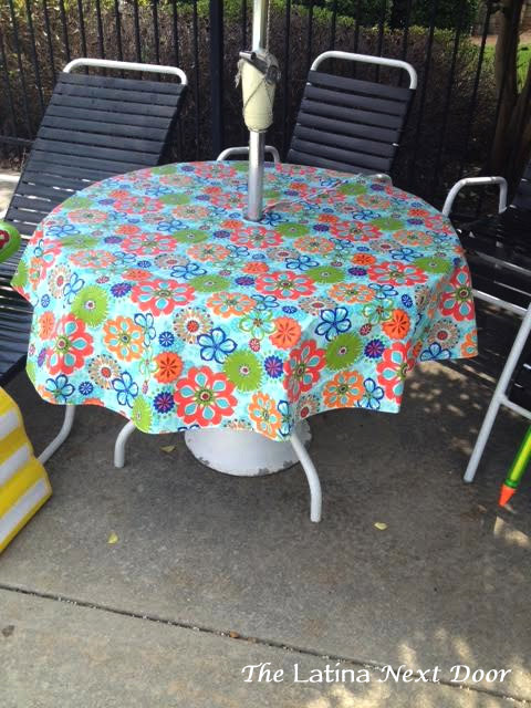 Tablecloth 16 Custom Tablecloth for the Pool
