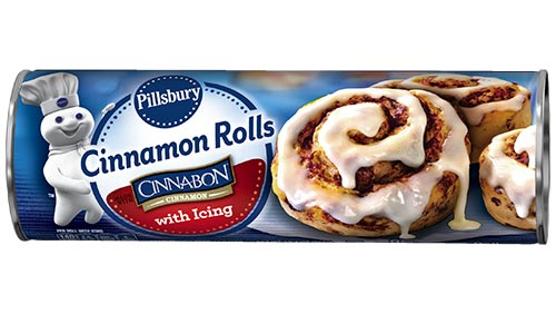 cinnamon rolls with icing Quick Cinnamon Waffles