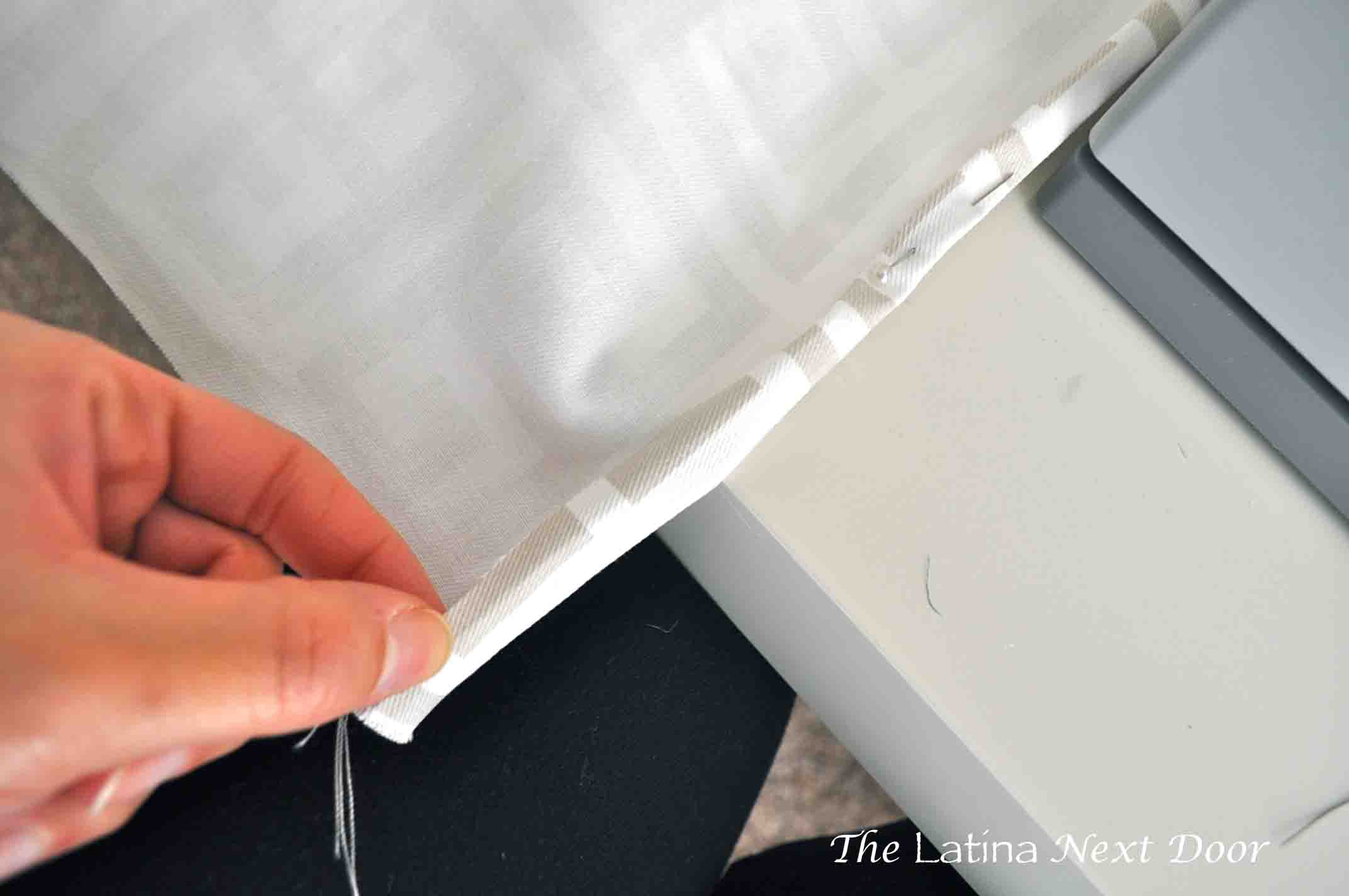 How to Sew a Table Runner 1 How to Sew a Table Runner