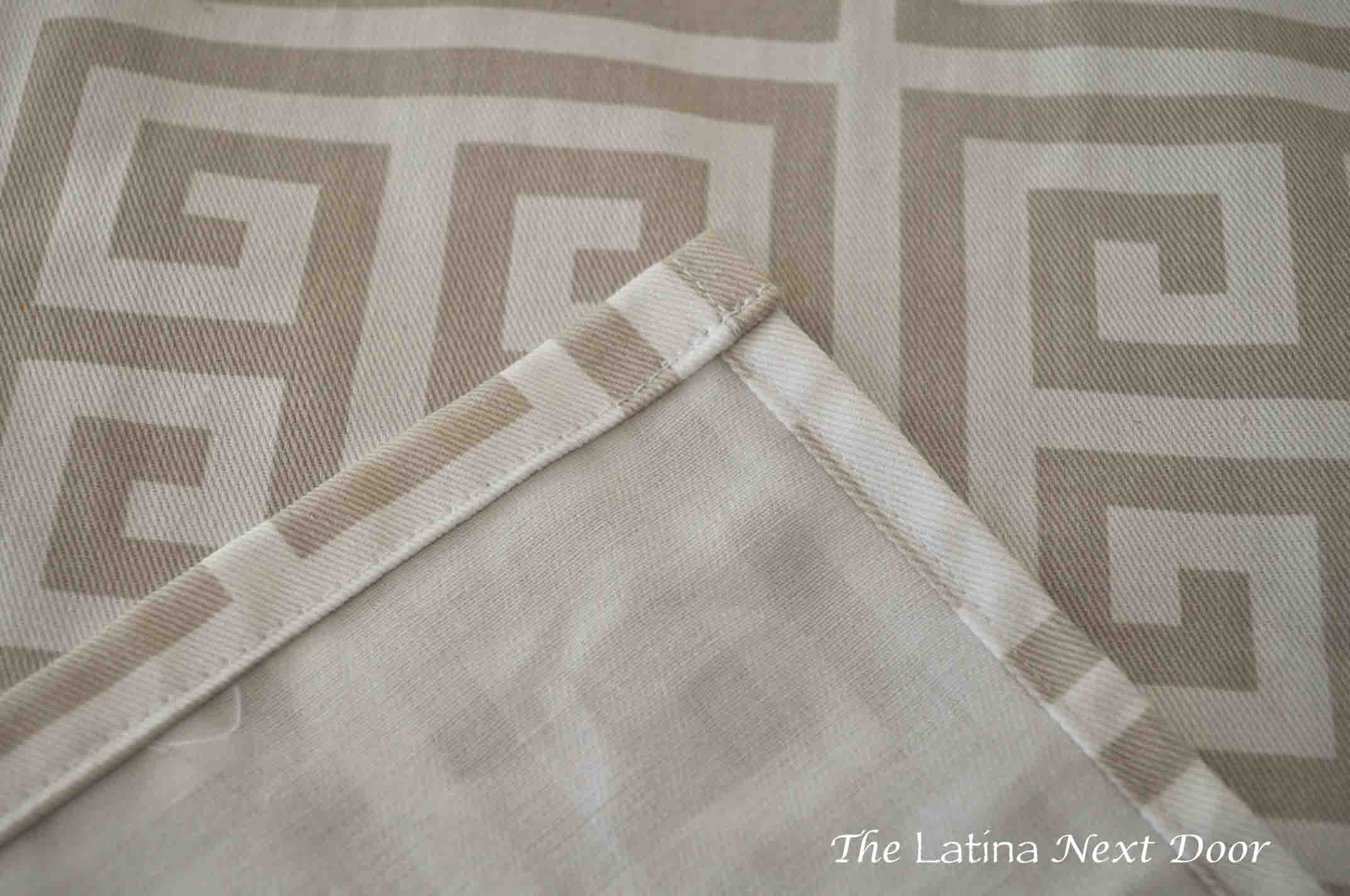 How to Sew a Table Runner 4 How to Sew a Table Runner