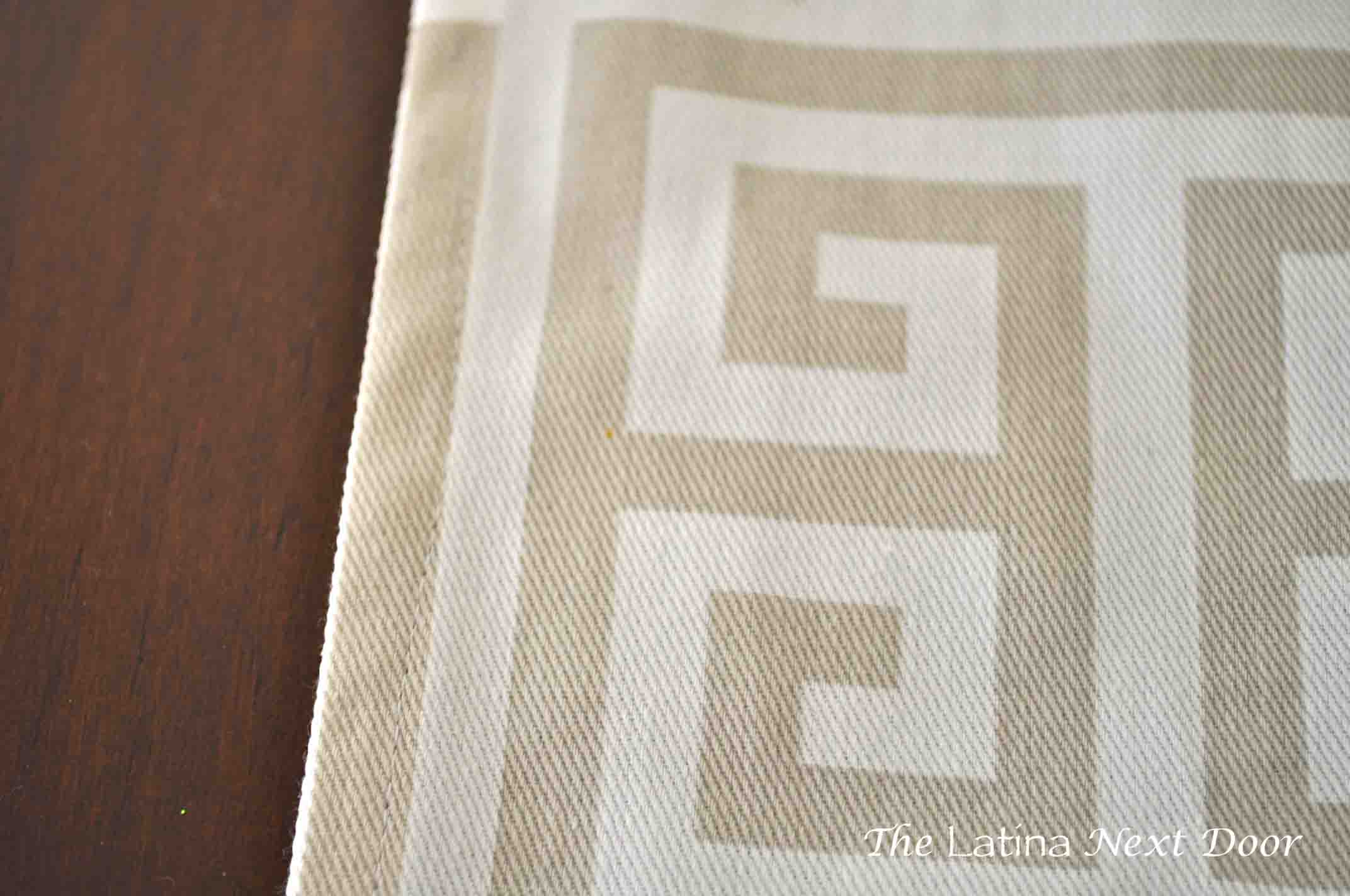 How to Sew a Table Runner 5 How to Sew a Table Runner