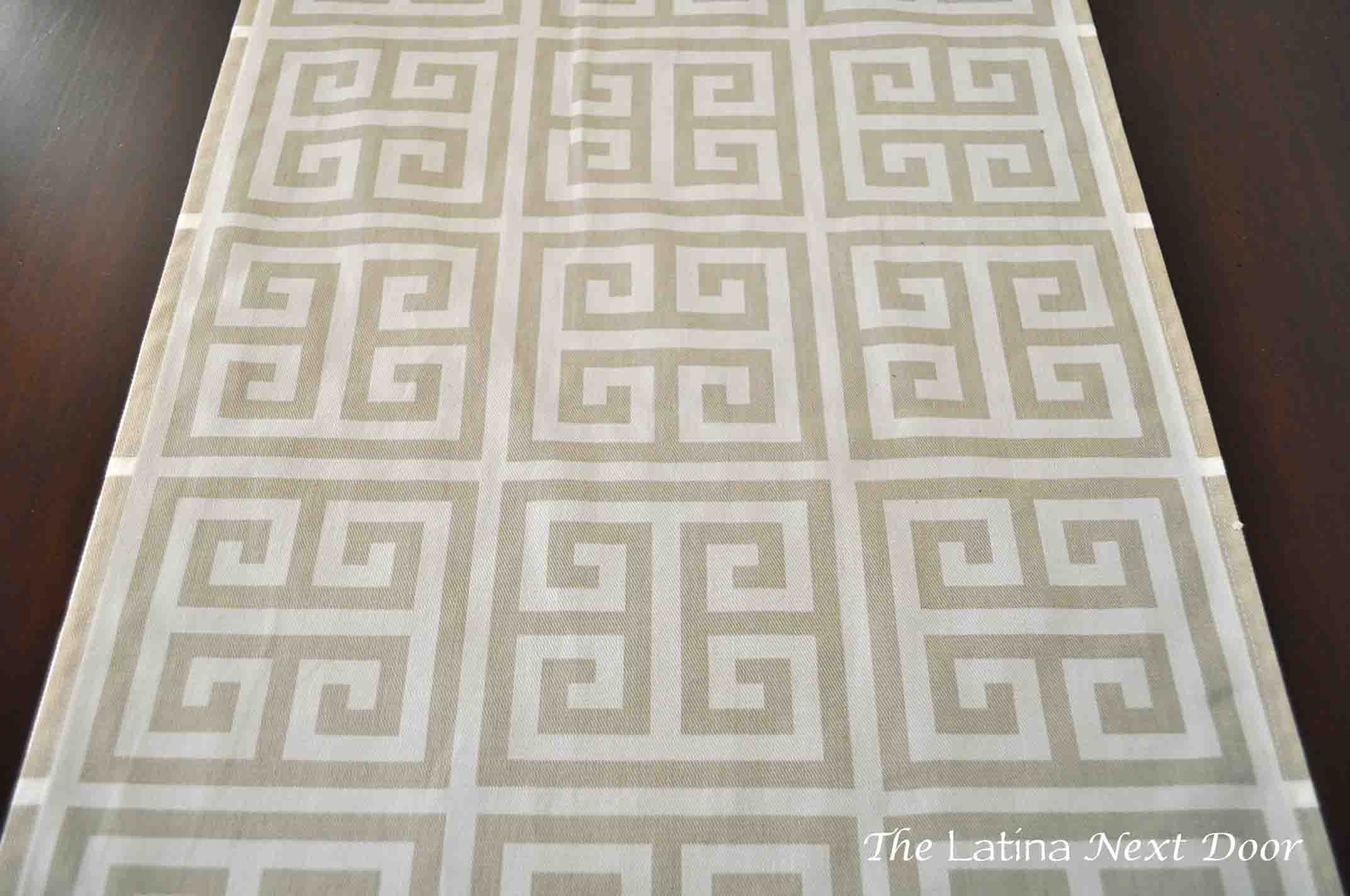 How to sew a table runner - How To Sew A Table Runner 7 How To Sew A Table Runner