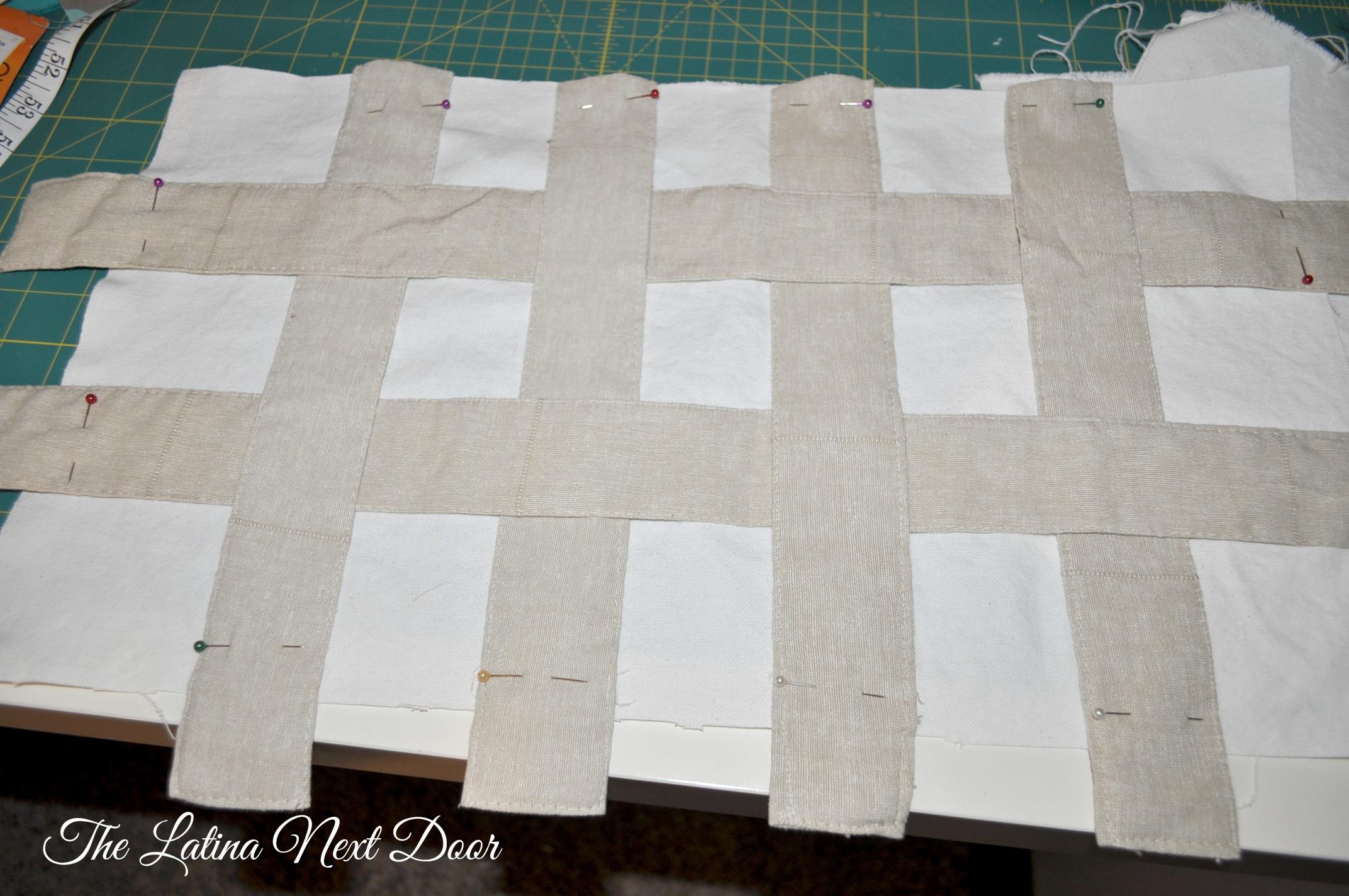 Tie Back Pillow 3 Repurpose those unused curtain tie backs