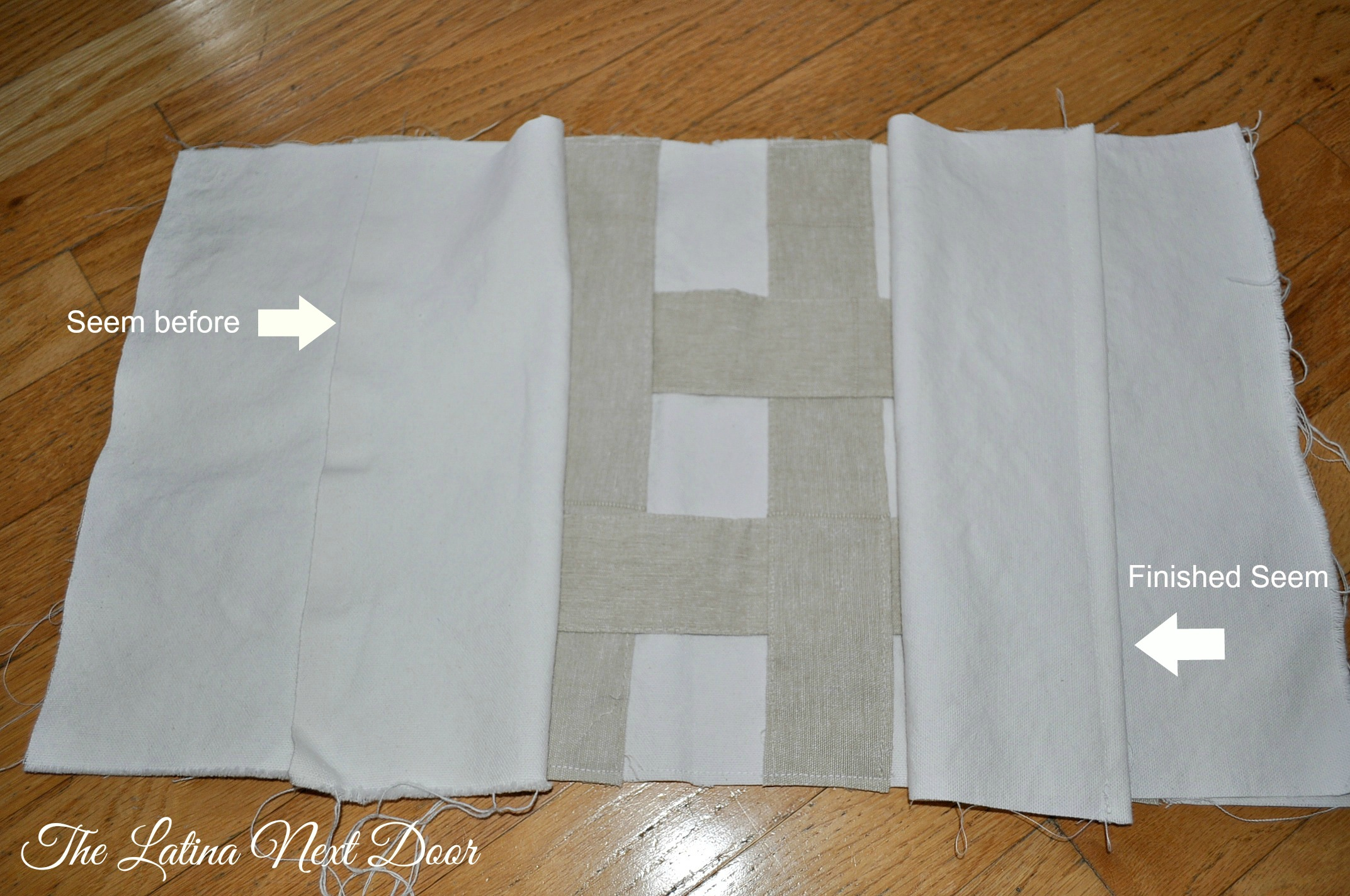 Tie Back Pillow 4.5 Repurpose those unused curtain tie backs