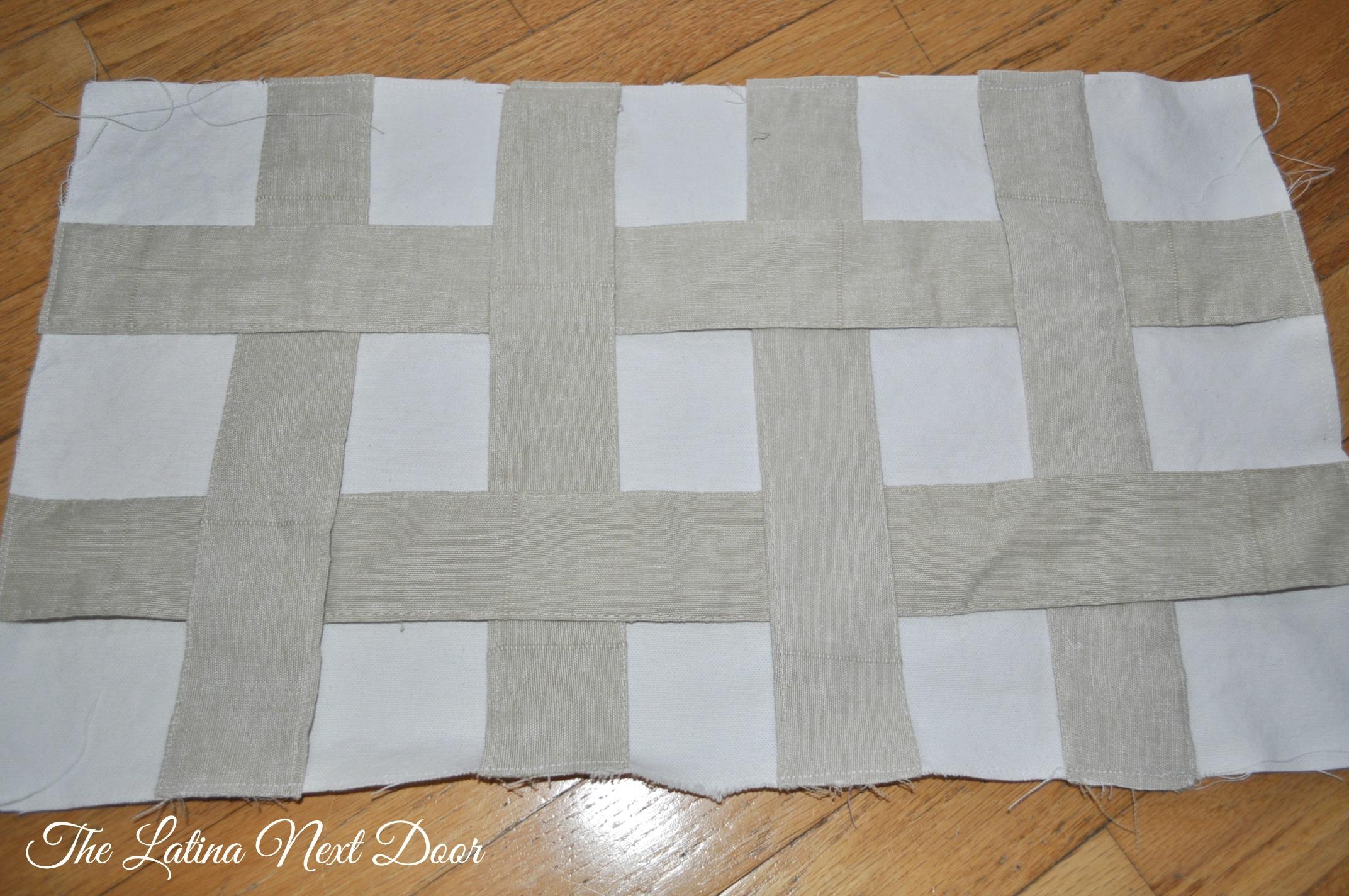 Tie Back Pillow 4 Repurpose those unused curtain tie backs