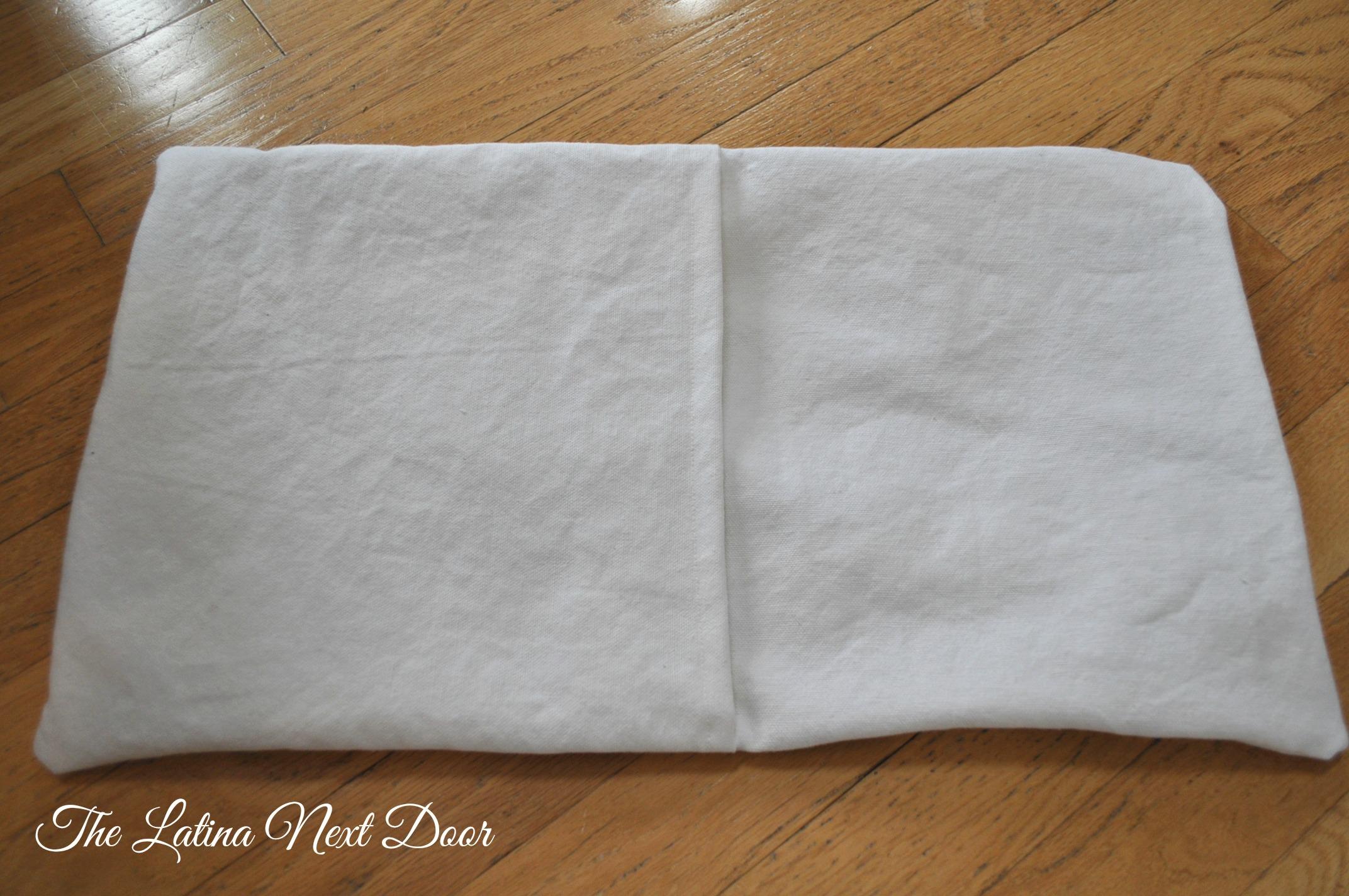 Tie Back Pillow 6 Repurpose those unused curtain tie backs