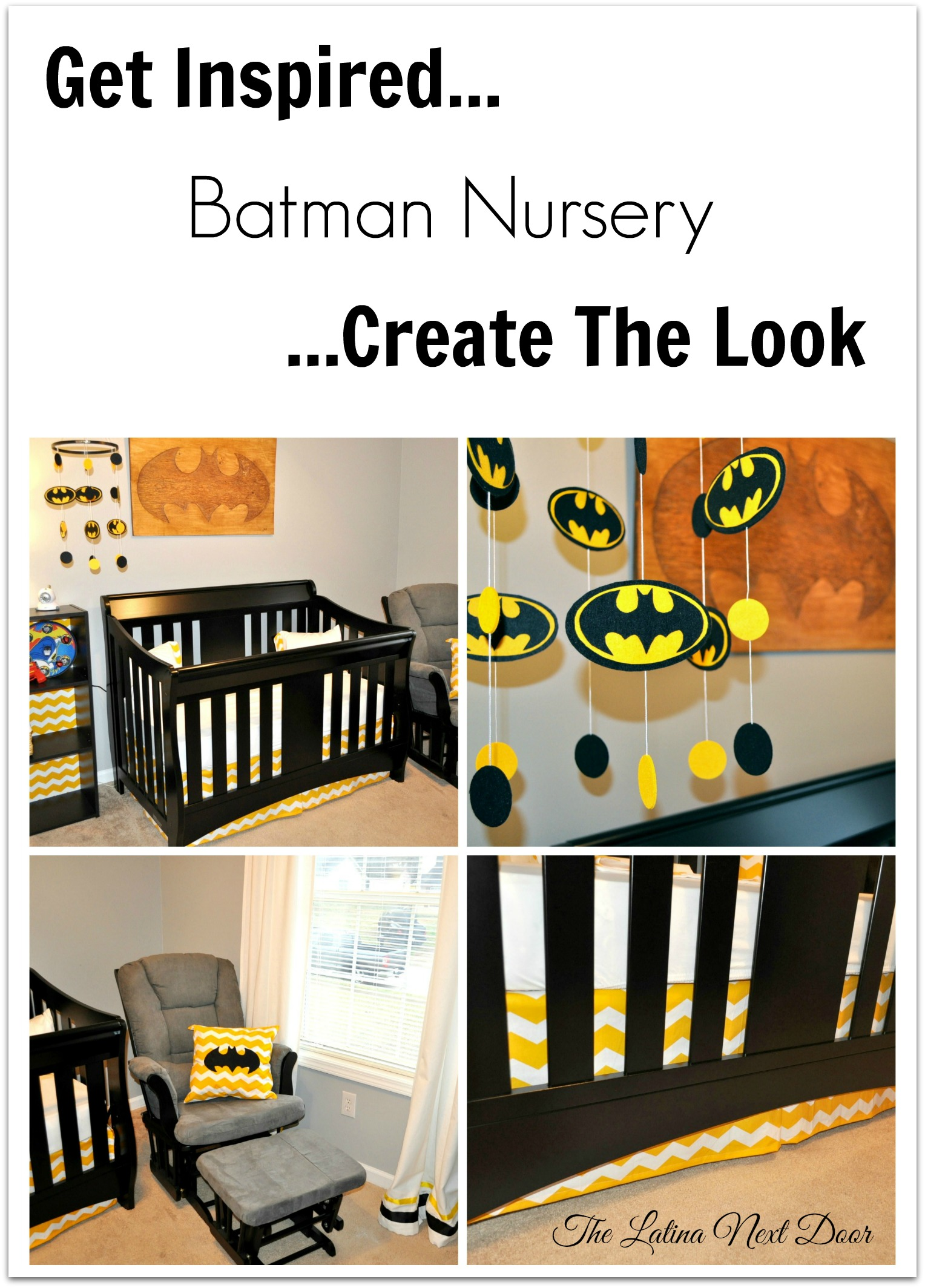 Batman Nursery
