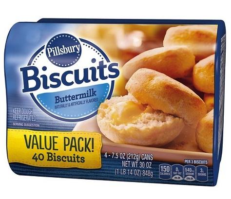 Pillsbury Easiest Donuts Ever