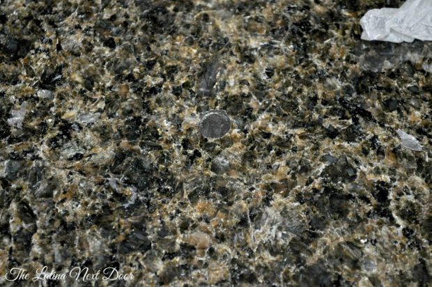 Epoxy Painted  1024x680 How to Repair Granite   The Inexpensive Way