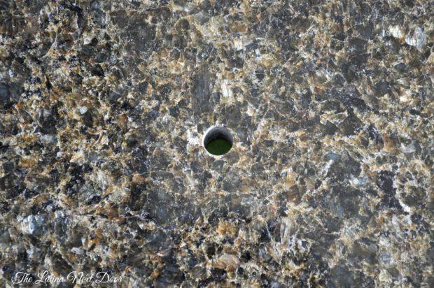 Granite Hole Close Up 1024x680 How to Repair Granite   The Inexpensive Way