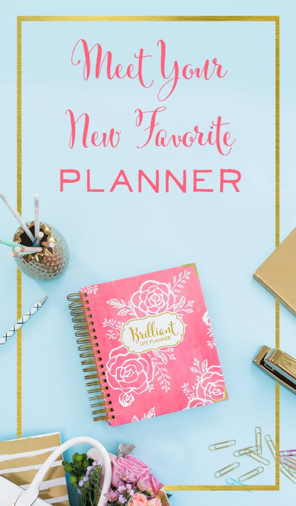 new favorite pink wording 600x1024 The Best Planner for 2017