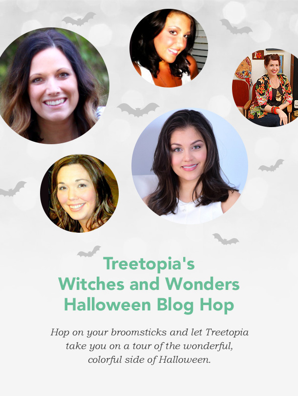 Witches and Wonders Halloween Blog Hop Blog Post v1 Youve Been Booed