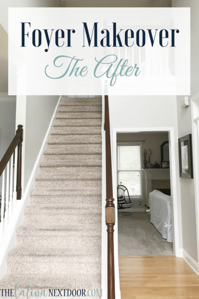 Update Your Foyer To A More Elegant Space